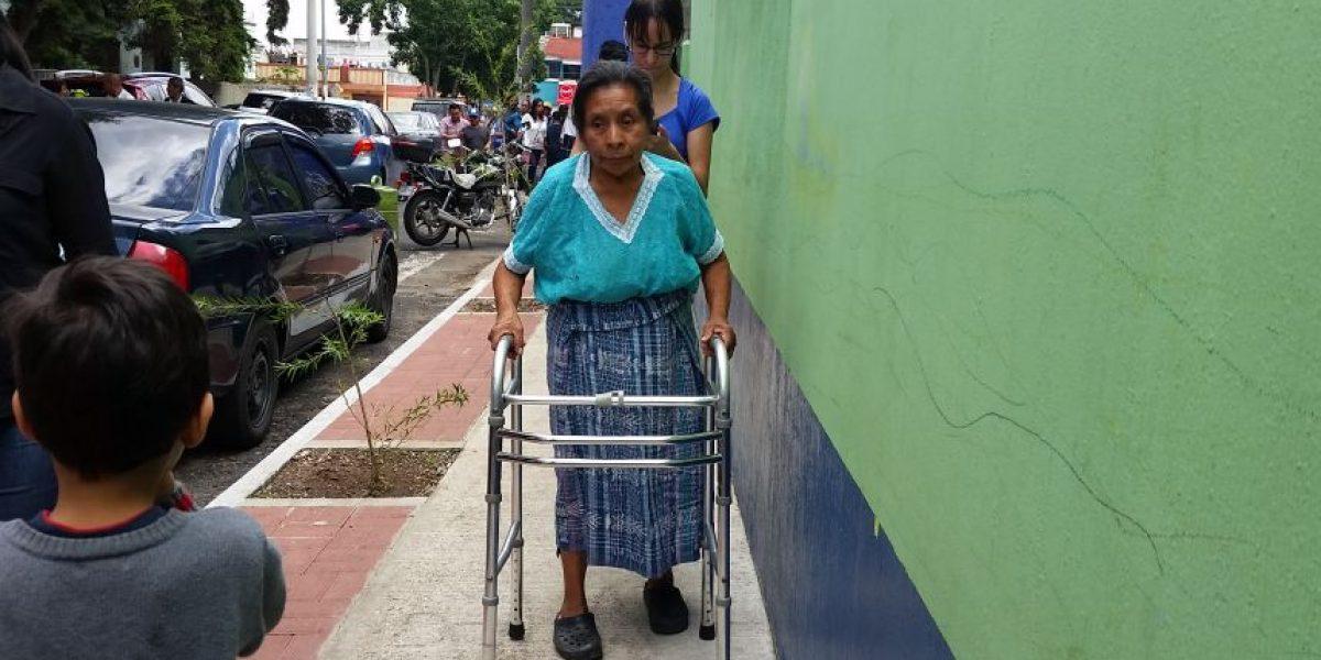 Conadi demanda al TSE facilitar el voto asistido para personas con discapacidad