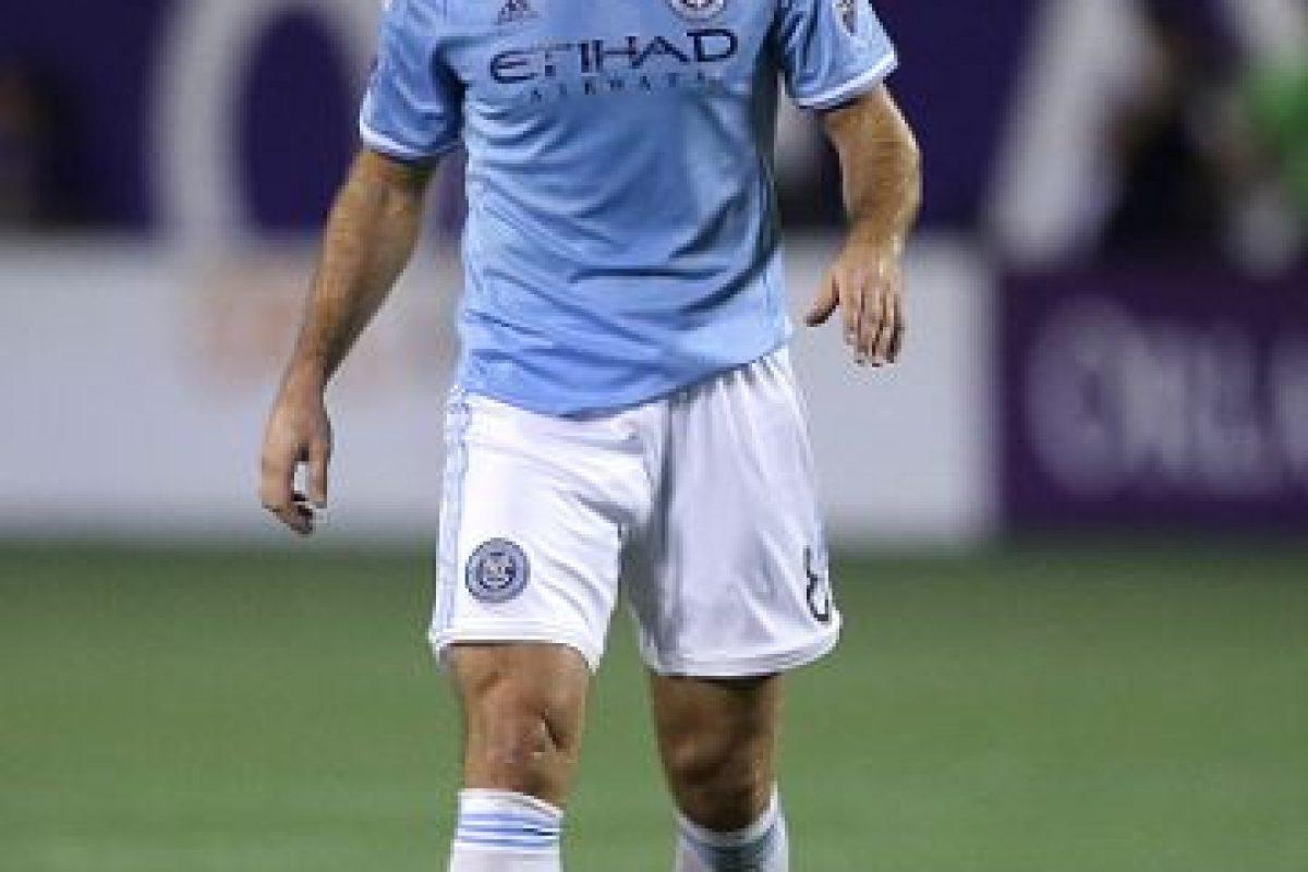 17. Frank Lampard (New York City FC/Inglaterra) » 17.8 millones de dólares. Foto:Getty Images