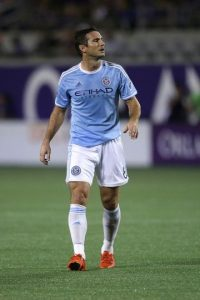 17. Frank Lampard (New York City FC/Inglaterra) » 17.8 millones de dólares. Foto: Getty Images