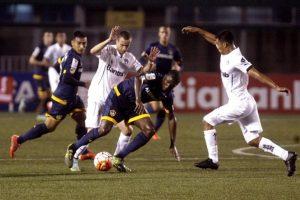 Los blancos terminaron en el último lugar del Grupo D del torneo regional. Foto:AFP