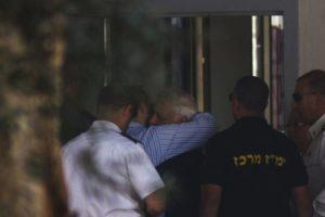 Momento en que entró a la cárcel. Foto:Getty Images