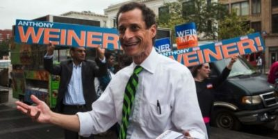 Anthony Weiner Foto: Getty Images