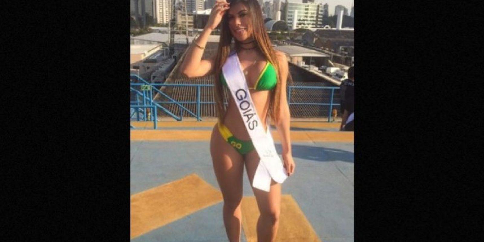 Priscila Rocha de Goiás Foto:Instagram/priscilarochaoficial