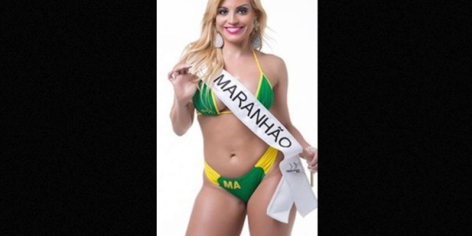 Fernanda Abraão de Maranhão Foto:missbumbum2015.com.br