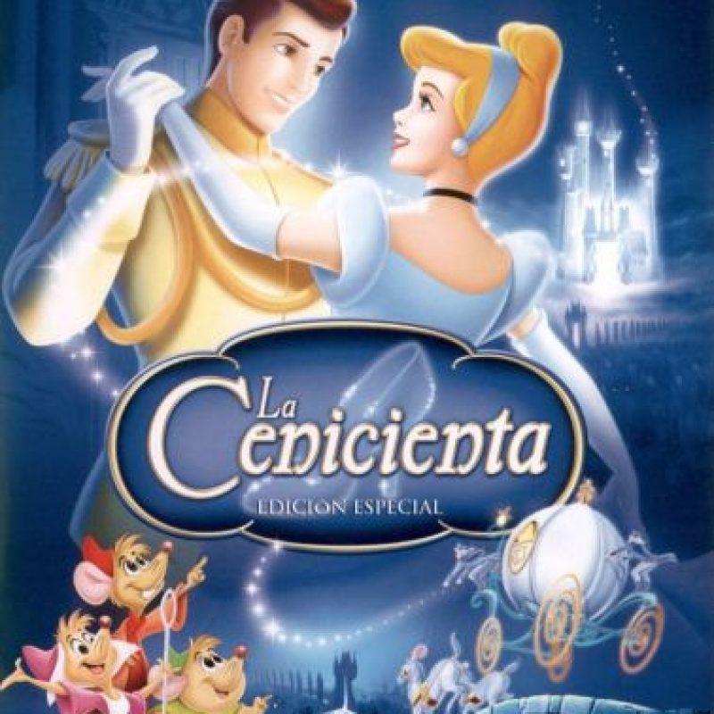 La ceninicenta. Foto:Disney