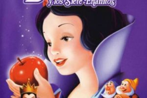 Blanca Nieves y los siete enanos. Foto:Disney