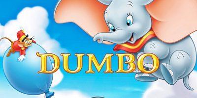 Dumbo. Foto:Disney