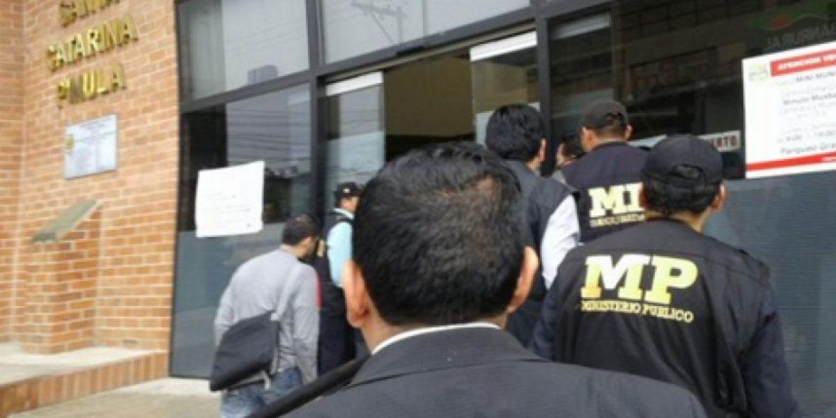 MP realiza allanamientos en municipalidad de Santa Catarina Pinula por #TragediaElCambray