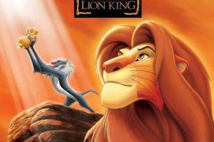 El rey león. Foto:Disney