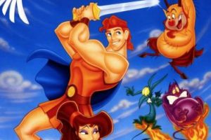 Hércules. Foto:Disney