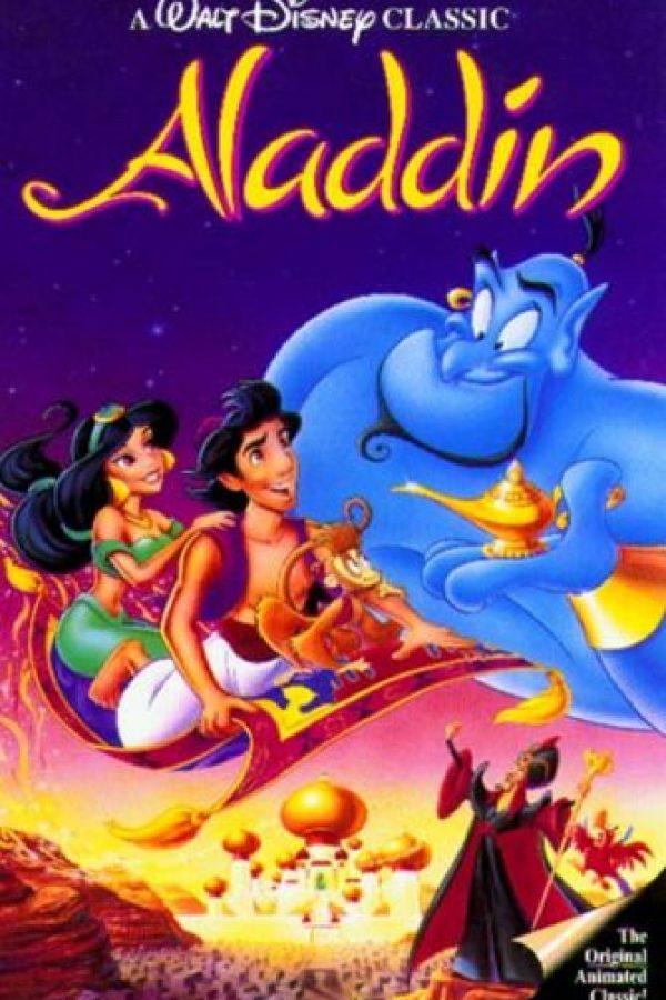 Aladino. Foto:Disney
