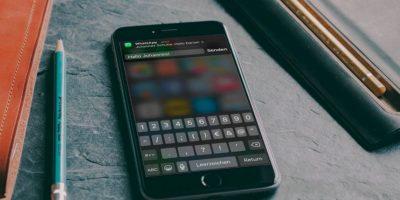 Esta es la novedad más reciente de WhatsApp para iPhone