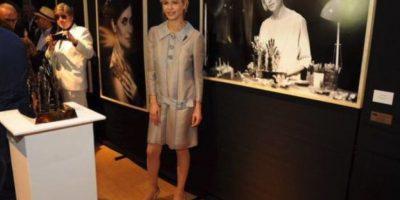 Ahora es presidenta de la Fundación Banco Provincia Foto:Facebook.com/rabolinikarina
