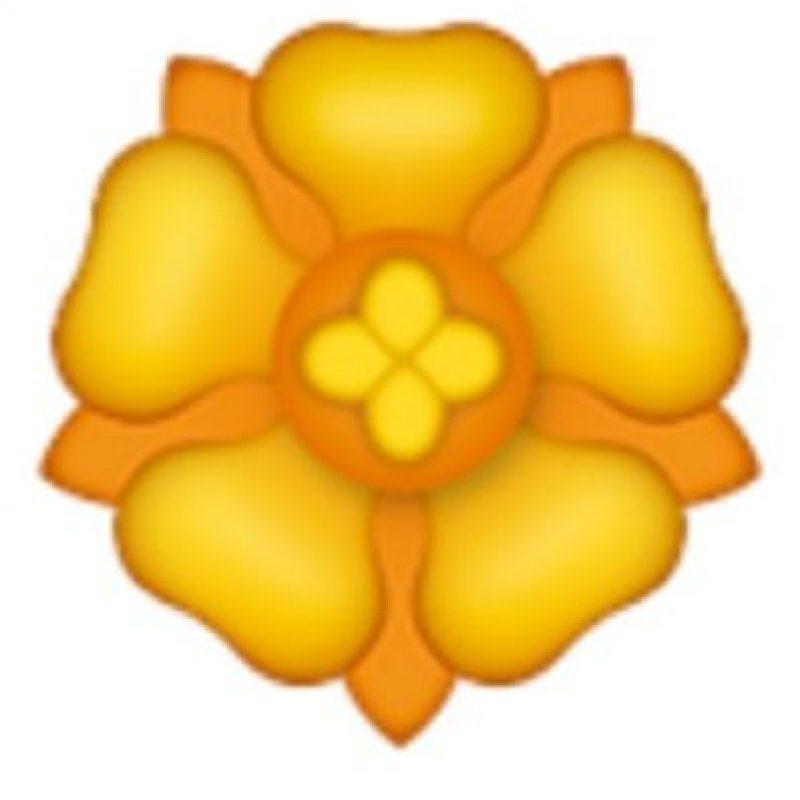 Roseta. Foto:vía emojipedia.org