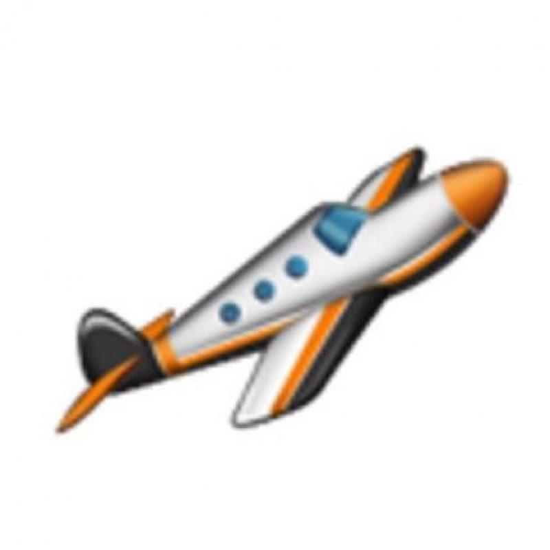 Avioneta. Foto:vía emojipedia.org