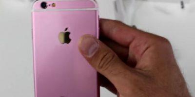 1) El color rosa es demasiado intenso. Foto:Techvarium / YouTube