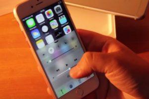Tiene el centro de control. Foto:ManDel Tech / YouTube