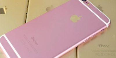 El color es llamativo. Foto:EverythingApplePro / YouTube