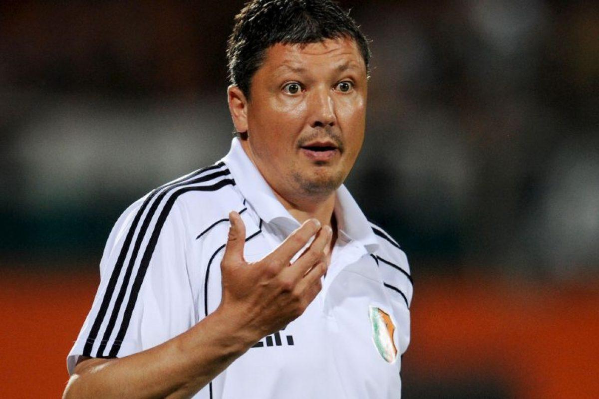 12. Luboslav Penev (Futbolista búlgaro) Foto:Getty Images