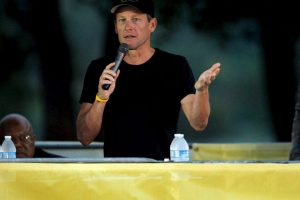 8. Lance Armstrong (Ciclista) Foto:Getty Images