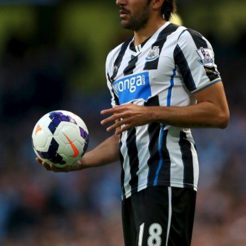 11. Jonás Gutiérrez (Futbolista argentino) Foto:Getty Images