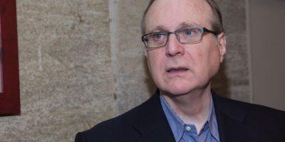 Paul Allen, cofundador de Microsoft Foto:Getty Images
