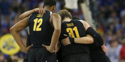 Los Shockers participan en la División 1 de la NCAA de Estados Unidos, la asociación que regula las competencias deportivas de los colegios y universidades de Estados Unidos y Canadá. Foto:Getty Images