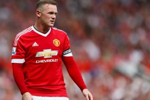 7. Wayne Rooney (Manchester United/Inglaterra) » 25.8 millones de dólares. Foto: Getty Images