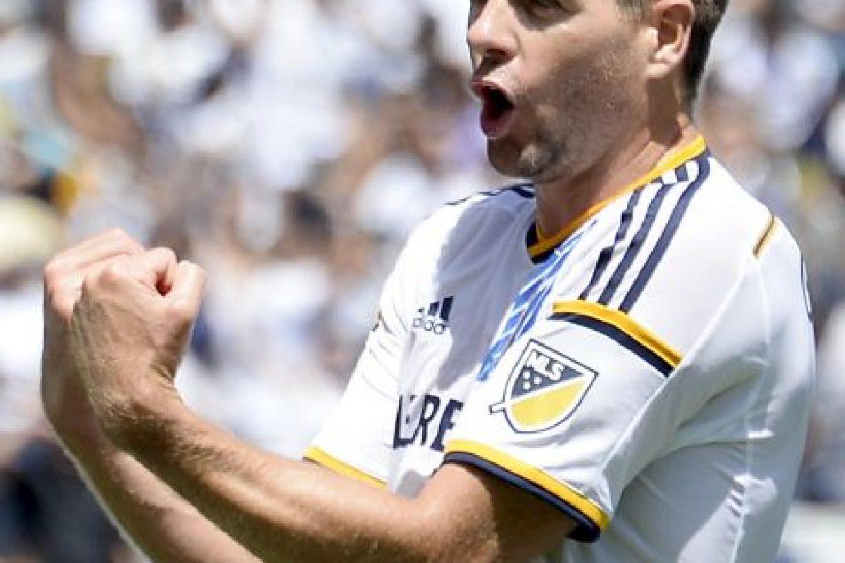 16. Steven Gerrard (Los Ángeles Galaxy/Inglaterra) » 18.3 millones de dólares. Foto:Getty Images