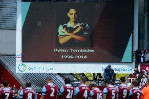 Murió a los 20 años tras no superar un cáncer de testículo detectado cuando representaba a su país en el Mundial Sub-17 de 2011. Foto:Getty Images