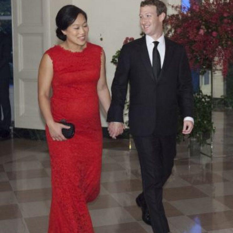 Ambos donaron 75 millones de dólares al Hospital General de San Francisco. Foto:Getty Images
