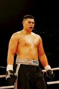 Willis Meehan es un boxeador profesional de Nueva Zelanda. Foto:Getty Images