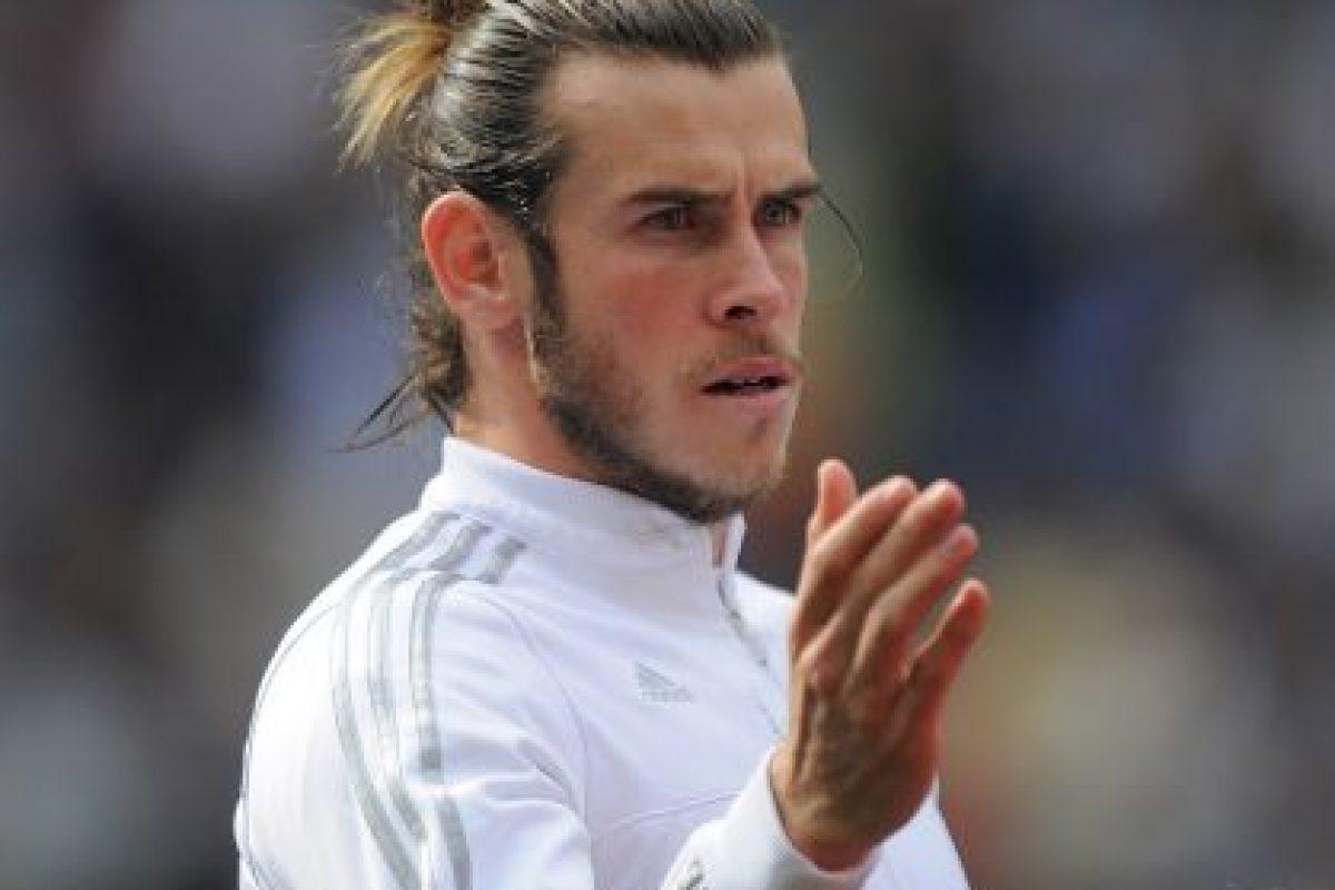 4. Gareth Bale (Real Madrid/Gales) » 34.9 millones de dólares. Foto:Getty Images