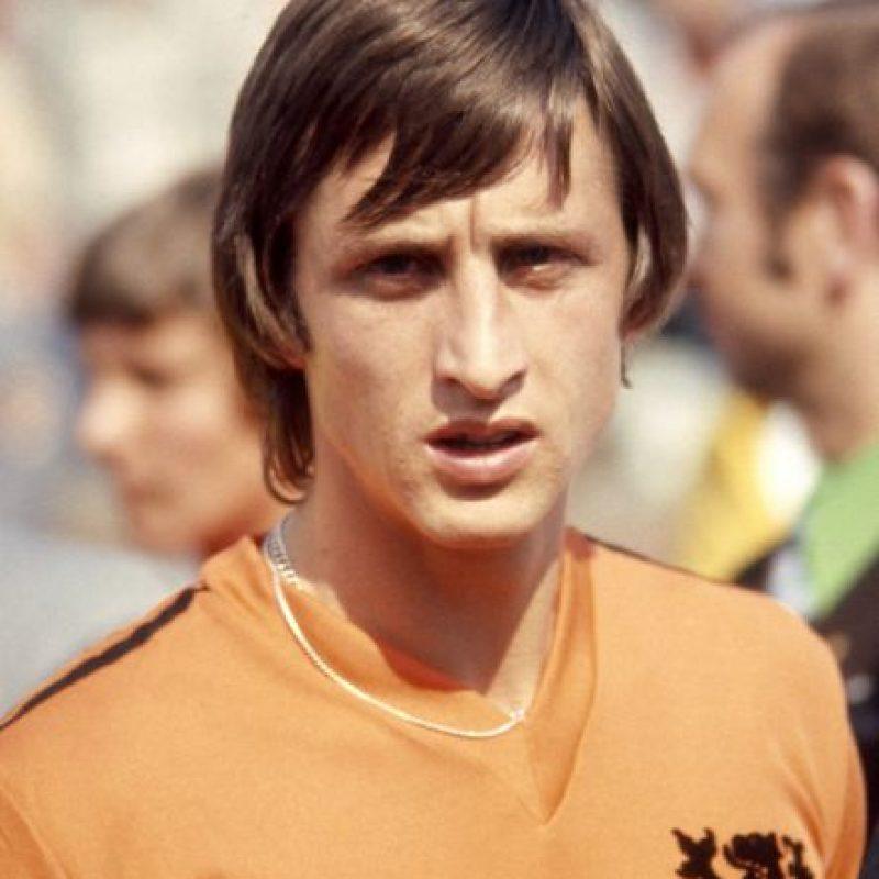 16. Johan Cruyff (Futbolista y entrenador holandés) Foto:Getty Images