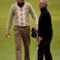 Marton Lafeber, golfista holandés Foto:Getty Images