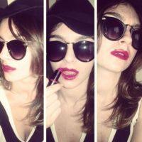 De nuevo el pulso… Foto:Vía Instagram/#LipstickFail
