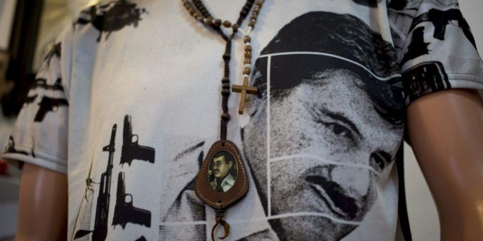 Del penal de alta seguridad del Altiplano, en México. Foto:AP