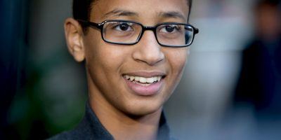 Tres razones por las que el niño arrestado por armar reloj se va a Qatar