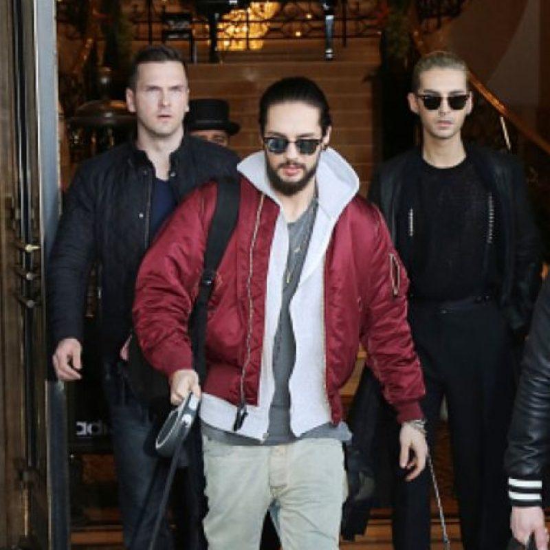 Fue jurado en un reality show. Foto:vía Facebook/Tokio Hotel