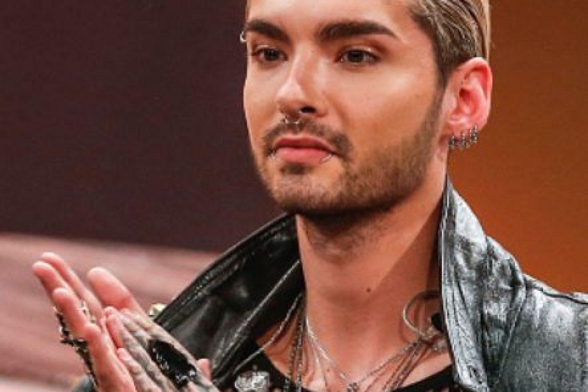 Solo ha cambiado tres veces de estilo. Foto:vía Facebook/Tokio Hotel