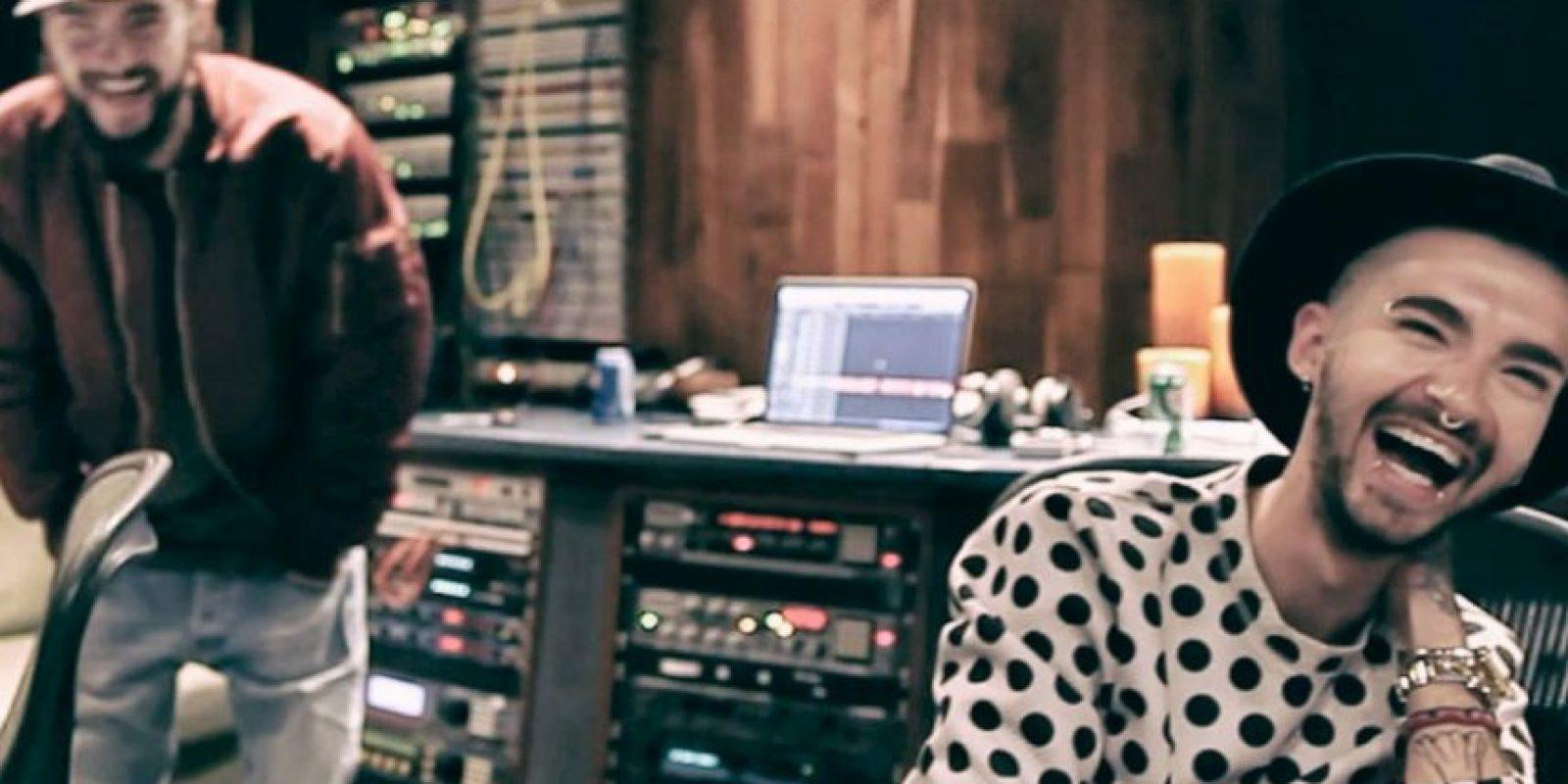 Afirma que no es gay, ha tenido varias novias. Foto:vía Facebook/Tokio Hotel