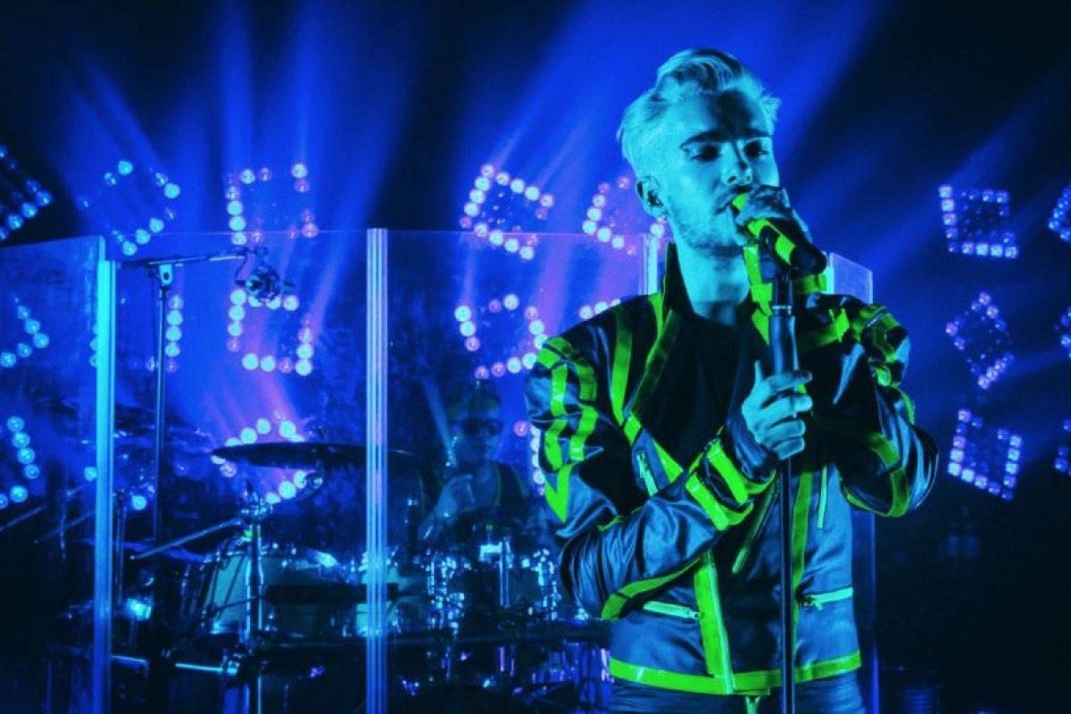 También está interesado en la moda. Foto:vía Facebook/Tokio Hotel