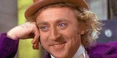 El meme de Willy Wonka es inspirado en el personaje interpretado por Gene Wilder. Foto:vía Meme Generator