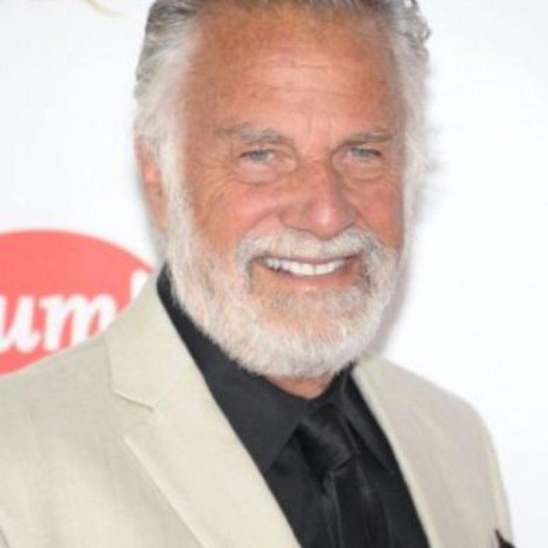 Actualmente tiene 77 años y sigue activo. Foto:vía Getty Images