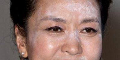 Fotos: El maquillaje traicionó a esta Primera Dama y le pasó lo peor