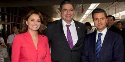 Pero esta era mucho más tajante en sus elecciones estilísticas. Foto:vía Página Oficial Angélica Rivera