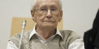 """El acusado admitió su """"complicidad moral"""" en los asesinatos. Foto:vía AP"""