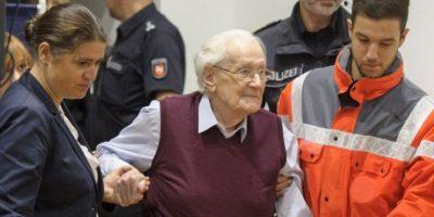Ahora tiene 94 años. Foto:vía AP