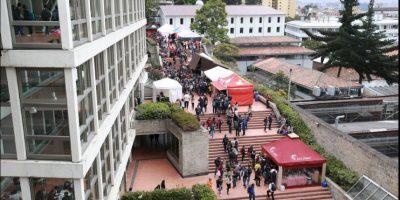 7. Universidad de los Andes, en Colombia Foto:Vía facebook.com/Universidad-de-los-Andes