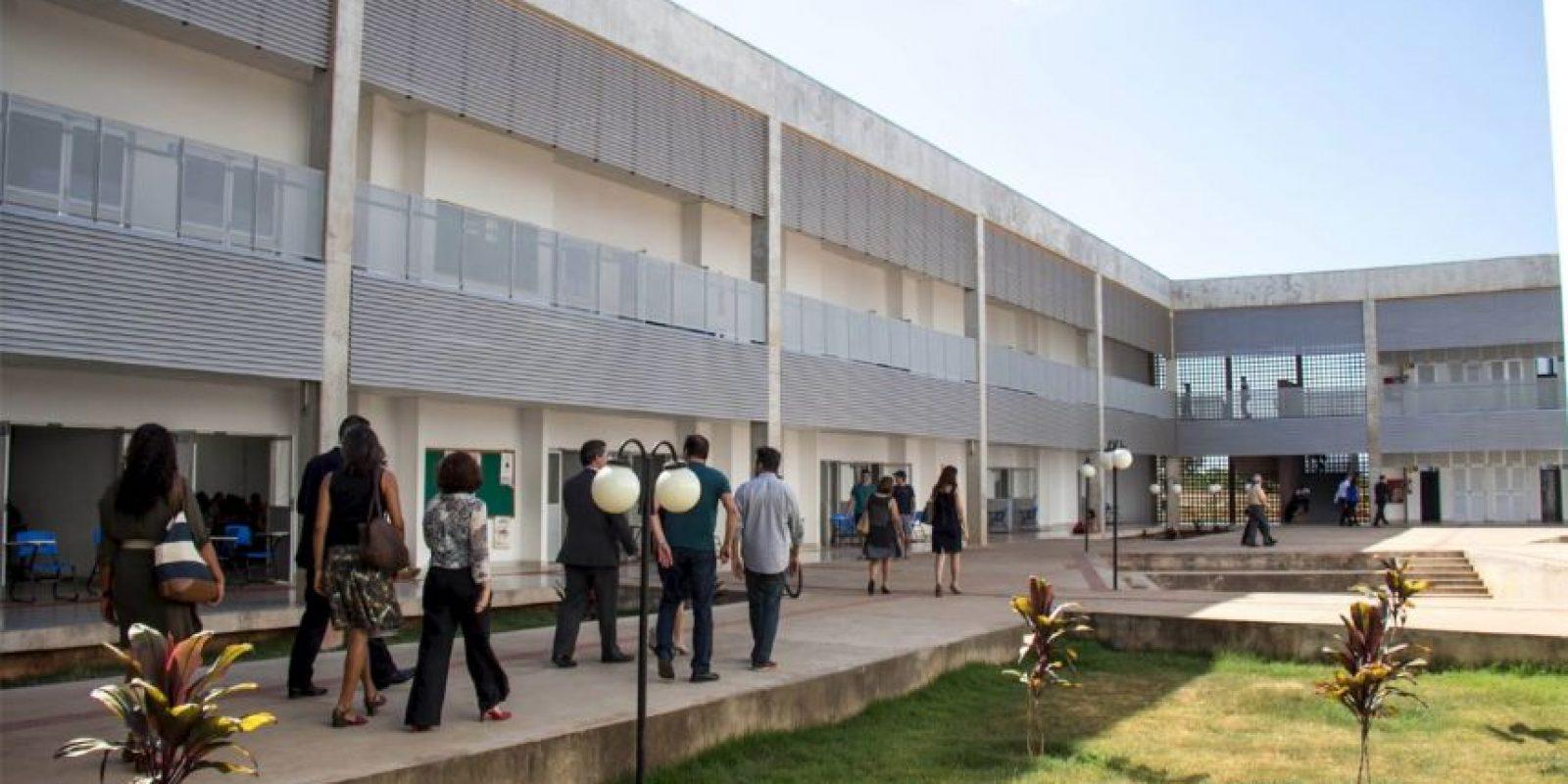 10. Universidade de Brasilia (UnB), en Brasil Foto:Vía facebook.com/universidadebsb